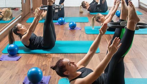 Pilates - Small Equipment Teacher Training with Susan Church