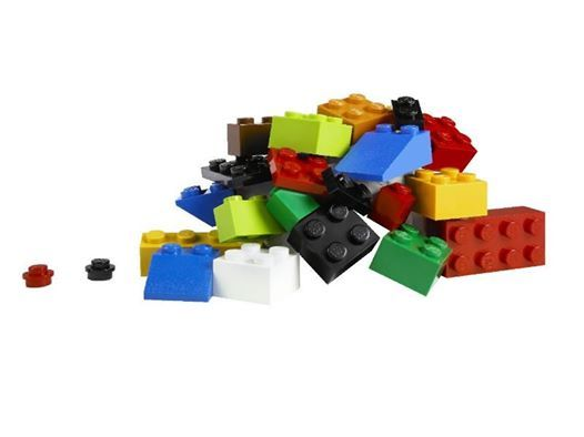 LEGO Club December meeting first session