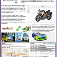 Optimized product development with PTCs Creo