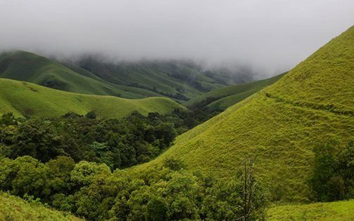 Kudremukh trek - Season last batch