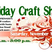 Fleetwood High School Craft Show