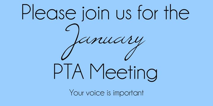Maspeth HS PTA Meeting