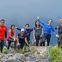 Mt.Irid sidetrip to Kinabuan Falls W2