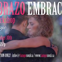 Embrace workshop with Faye Lopez