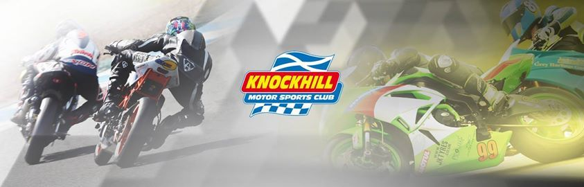 KMSC Scottish Championship Bike Racing