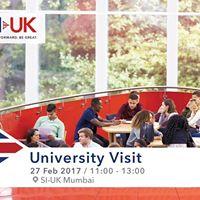 Meet Southampton Solent University at SI-UK Mumbai