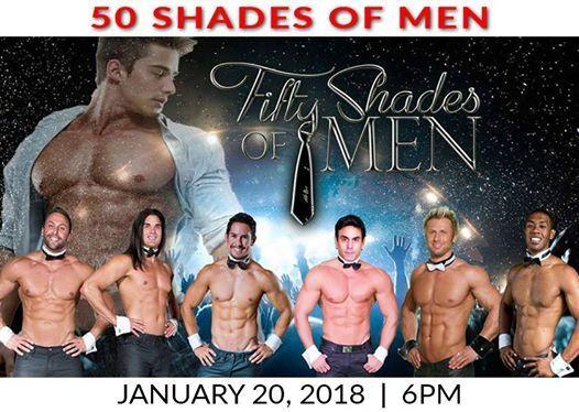 shades of men
