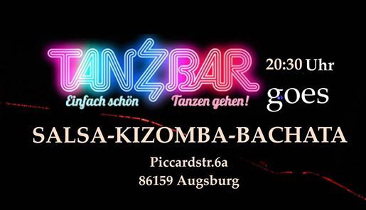 Tanzbar goes Salsa Kizomba Bachata