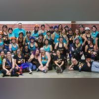 Watch a Practice Recruitment Event- Burning River Roller Derby