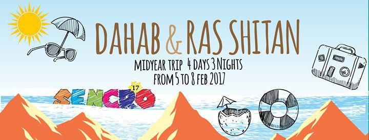 Midyear Trip ( Dahab & Ras Shitan )