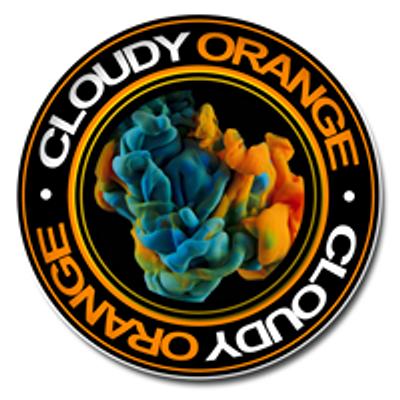 Cloudy Orange