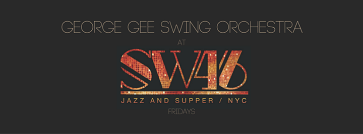 George Gee Swing46 Friday Night Stomp At Swing 46 Jazz And