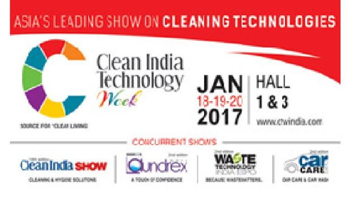 Clean India Technology Week 2017
