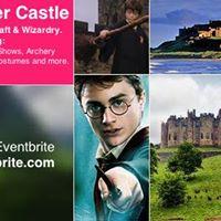 bamburgh castle harry potter - photo #48