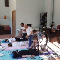Corso Di Massaggio Thailandese Con Fabrizio Sarracino