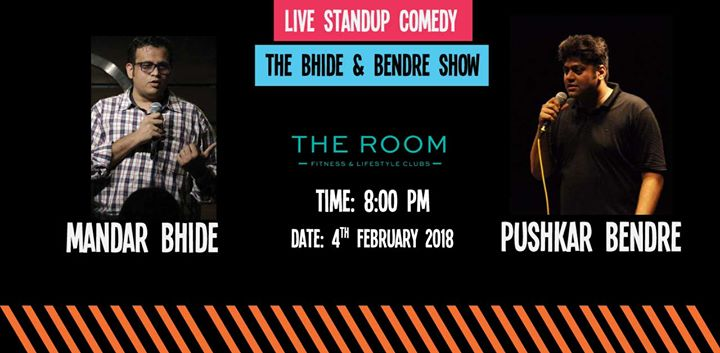 Live Standup Comedy - The Bhide and Bendre Show