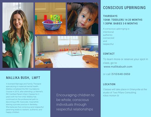 Conscious Upbringing classes