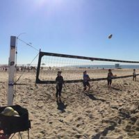 Adult Spring Beach Volleyball Classes