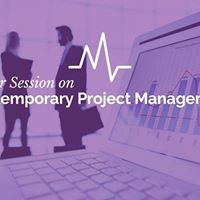 Taster Session on Contemporary Project Management