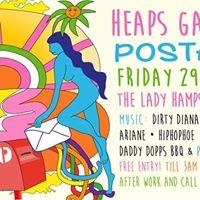HG Postal Pub Party - Long Wkend