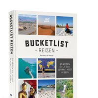 Boekpresentatie Bucketlist Reizen van Marloes de Hooge