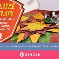Singer Convida 14 Festival de Patchwork