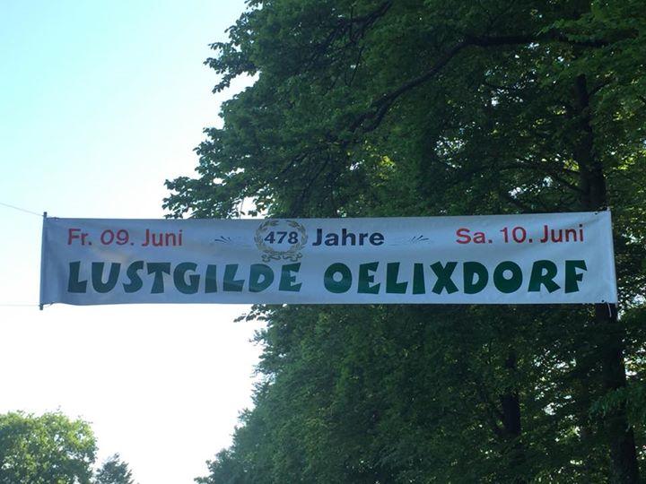 Gildeball At Gasthof Unter Den Linden Oelixdorf Oelixdorf