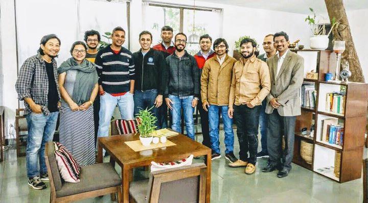 Blockchain Over Breakfast - Mumbai Edition