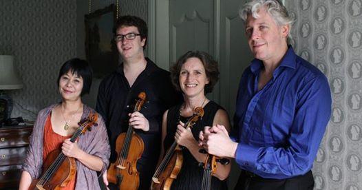 Dante Quartet  Part One