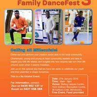FAMILY DANCE FEST 3