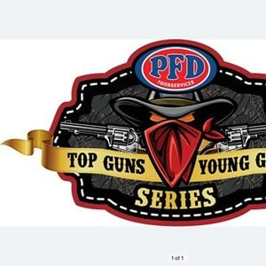 PFD Young Guns  Top Guns Rodeo