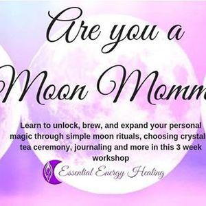 Moon Momma 3 Week Workshop