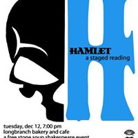 Hamlet a Carbondale Staged Reading Extravaganza