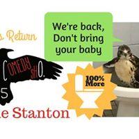 Old Crow Comedy Sho v6- The Glorious Return