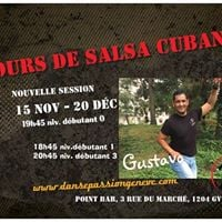 Nouvelle Session Salsa Cubana by DPG profs Gustavo &amp Cindy