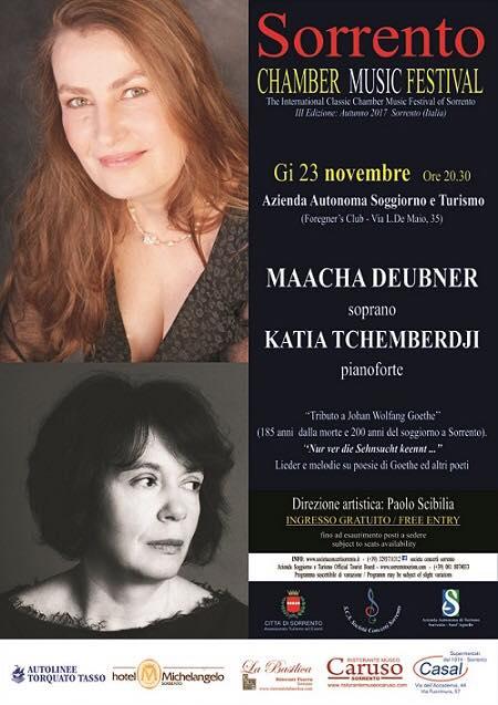 Sorrento Chamber Music Festival at Azienda Autonoma di Soggiorno di ...