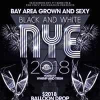 Bay Area Grown And Sexy New Years Eve 2018