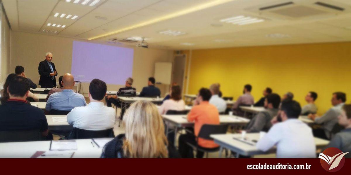 Curso de Auditoria Interna Controle Interno e Gesto de Riscos - Curitiba PR - 12 e 13mar
