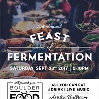 Feast of Fermentation 2017
