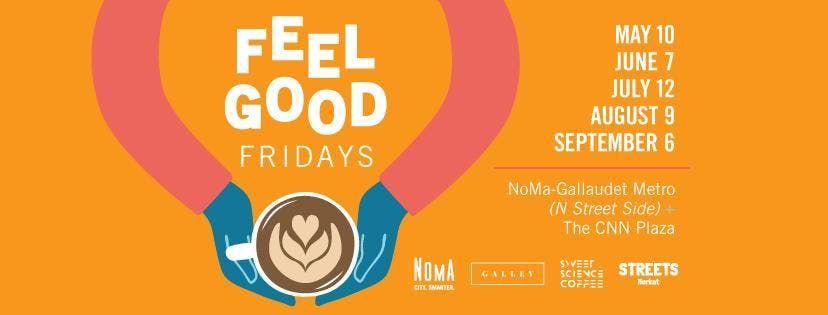 Feel Good Fridays - June