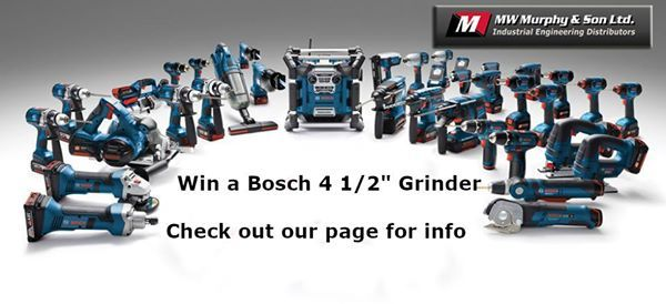 Bosch Power Tools Show 2018
