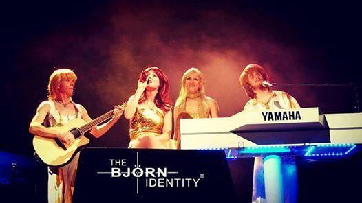 The Bjorn Identity - Irelands No1 Abba Tribute