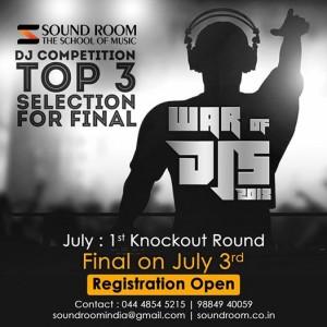 War of DJs 2018