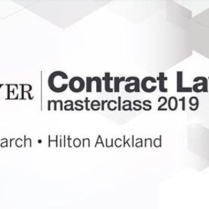 Contract Law Masterclass 2019
