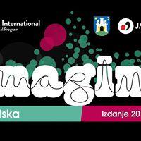 Imagine 2017 edition International Showcase (Cadillac Club)