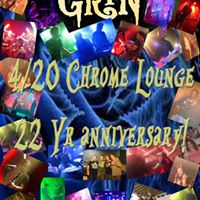 Cheshire Grin 420 party