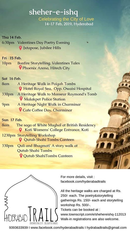 Sheher-e-Ishq Celebrating Love Stories from City History