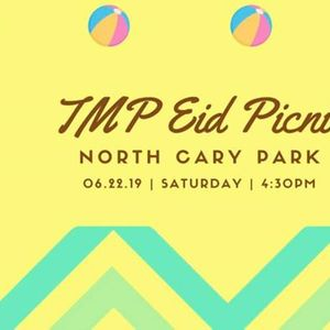 TMP 2019 Eid Celebration