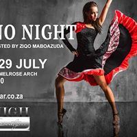 Afro Latino Night Featuring Orlando Venhereque