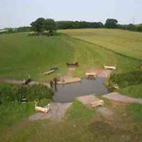 Andrew Lovell XC training at Pontispool 8th July